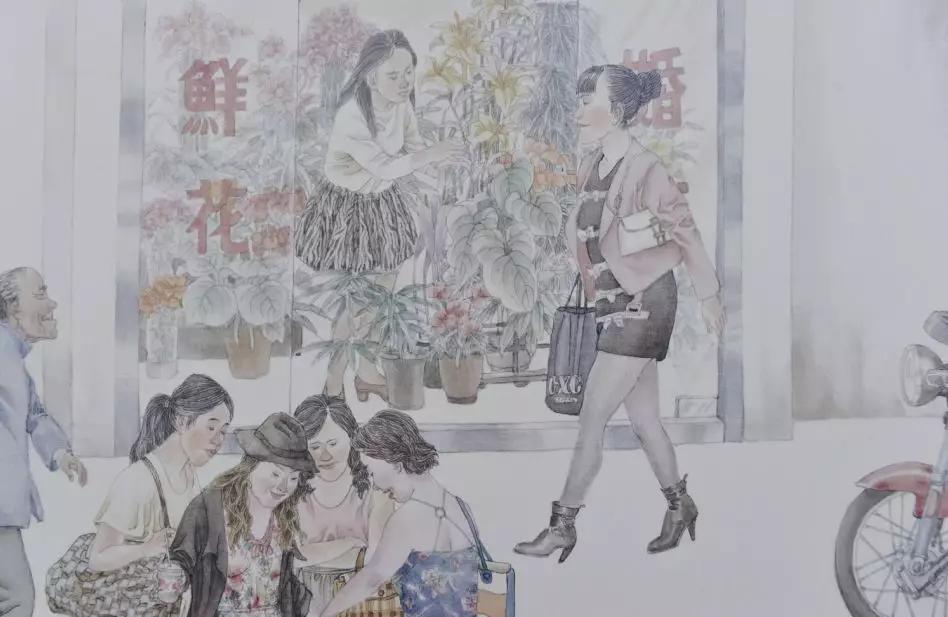 姑苏传奇 | 光影与画笔下的平江岁月【转载】